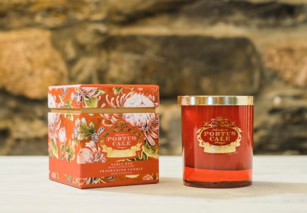 Vela Portus Cale Noble Red