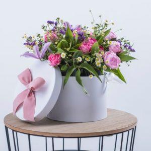 SOMBRERERA floral
