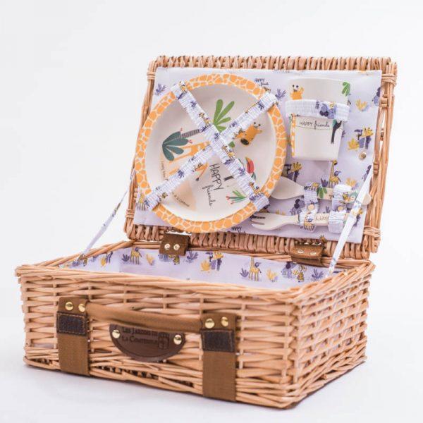 Cesta picnic Enfant Savane