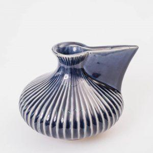 Jarron-decorativo-Tirith-Azul
